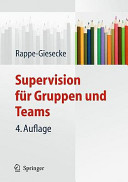 Supervision f  r Gruppen und Teams PDF