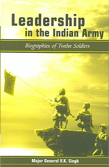 Leadership in the Indian Army PDF