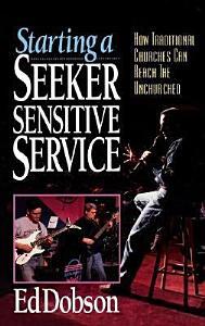 Starting a Seeker Sensitive Service Book
