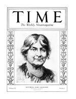 TIME Magazine Biography--Maria Montessori