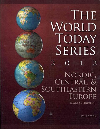 Nordic  Central and Southeastern Europe 2012 PDF