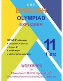 OLYMPIAD EHF ENGLISH EXPLORER CLASS- 11
