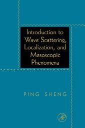 Introduction to Wave Scattering, Localization, and Mesoscopic Phenomena