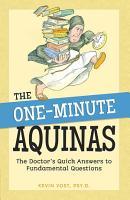 The One Minute Aquinas PDF