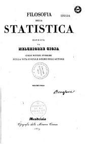 Filosofia della statistica...