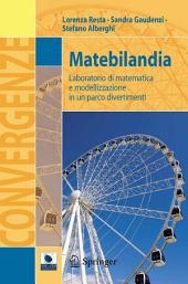 Matebilandia: Laboratorio di matematica e modellizzazione in un parco divertimenti