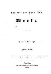 Adelbert von Chamisso's Werke: Band 6