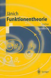 Funktionentheorie: Eine Einführung, Ausgabe 5