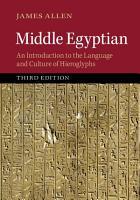 Middle Egyptian PDF