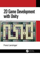 2D Game Development with Unity PDF