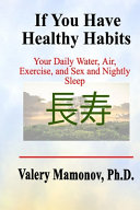 If You Have Healthy Habits PDF
