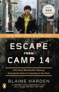 Escape from Camp 14 Book