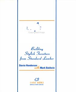 Terrific 2x4 Furniture PDF