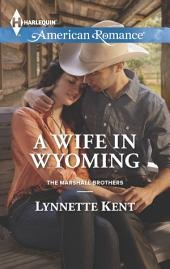 A Wife in Wyoming