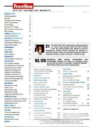 Frontline PDF