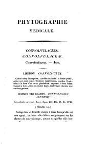 Phytographie médicale, histoire des substances héroïques et des poisons tirés du règne végétal, 2