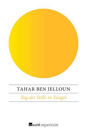 Tag der Stille in Tanger PDF