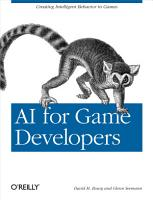 AI for Game Developers PDF