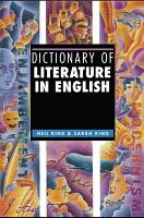 Dictionary of Literature in English PDF