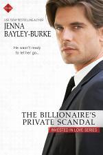 The Billionaire's Private Scandal
