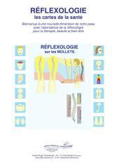 RÉFLEXOLOGIE sur les MOLLETS: Réflexologie - les cartes de la santé