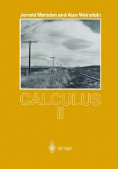 Calculus II: Edition 2