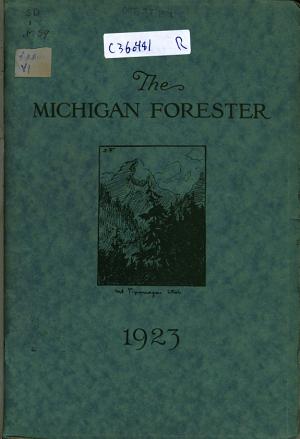 Michigan Forester PDF