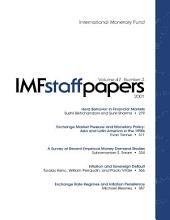 IMF Staff Papers: Volume 47, Issue 3