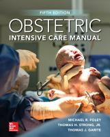 Obstetric Intensive Care Manual  Fifth Edition PDF