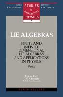 Lie Algebras  Part 2 PDF