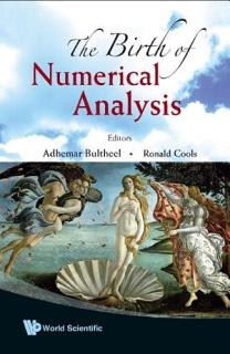 The Birth of Numerical Analysis Book