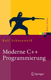 Moderne C++ Programmierung: Klassen, Templates, Design Patterns