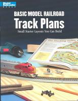 Basic Model Railroad Track Plans PDF