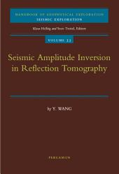 Seismic Amplitude Inversion in Reflection Tomography