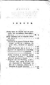 Magazijn voor het armen-wezen, in het Koningrijk der Nederlanden: Volume 3
