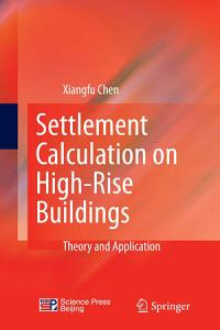 Settlement Calculation on High Rise Buildings Book