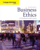Cengage Advantage Books  Business Ethics  A Textbook with Cases PDF