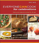 Everyone Can Cook for Celebrations PDF