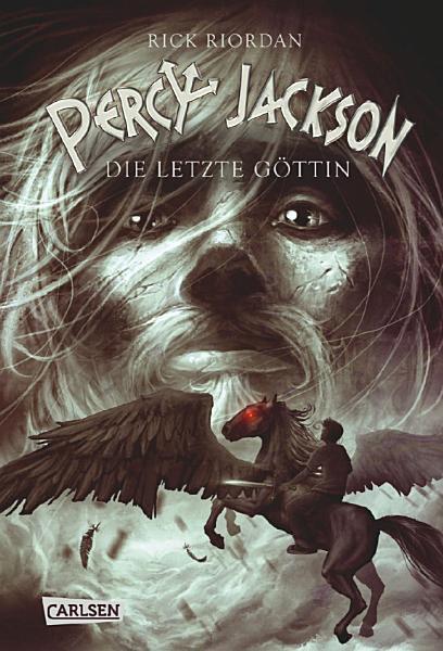 Percy Jackson Die Letzte Gottin