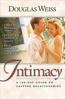 Guide to Intimacy PDF