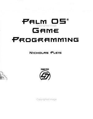 Palm OS Game Programming