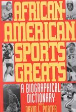 African-American Sports Greats