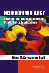 Neurocriminology Book