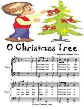 O Christmas Tree - Easiest Piano Sheet Music Junior Edition