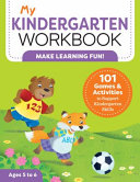 My Kindergarten Workbook