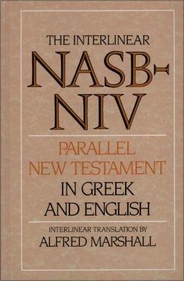 The Interlinear NASB NIV Parallel New Testament in Greek and English PDF