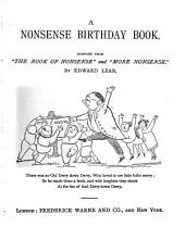 A Nonsense Birthday Book: Compiled from The Book of Nonsense and More Nonsense