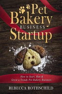 Pet Bakery Business Startup Book PDF