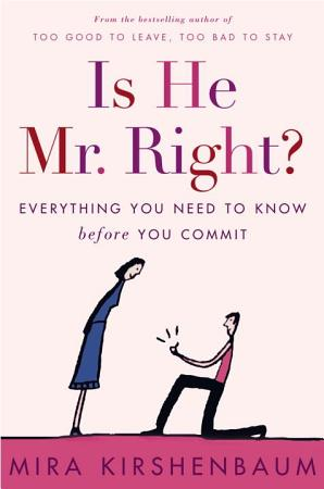 Is He Mr  Right  PDF