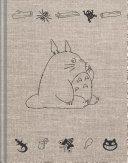 Download My Neighbor Totoro Sketchbook Book